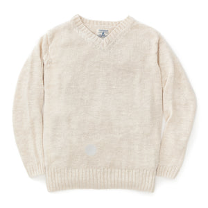 Linen Summer Knit Sweater