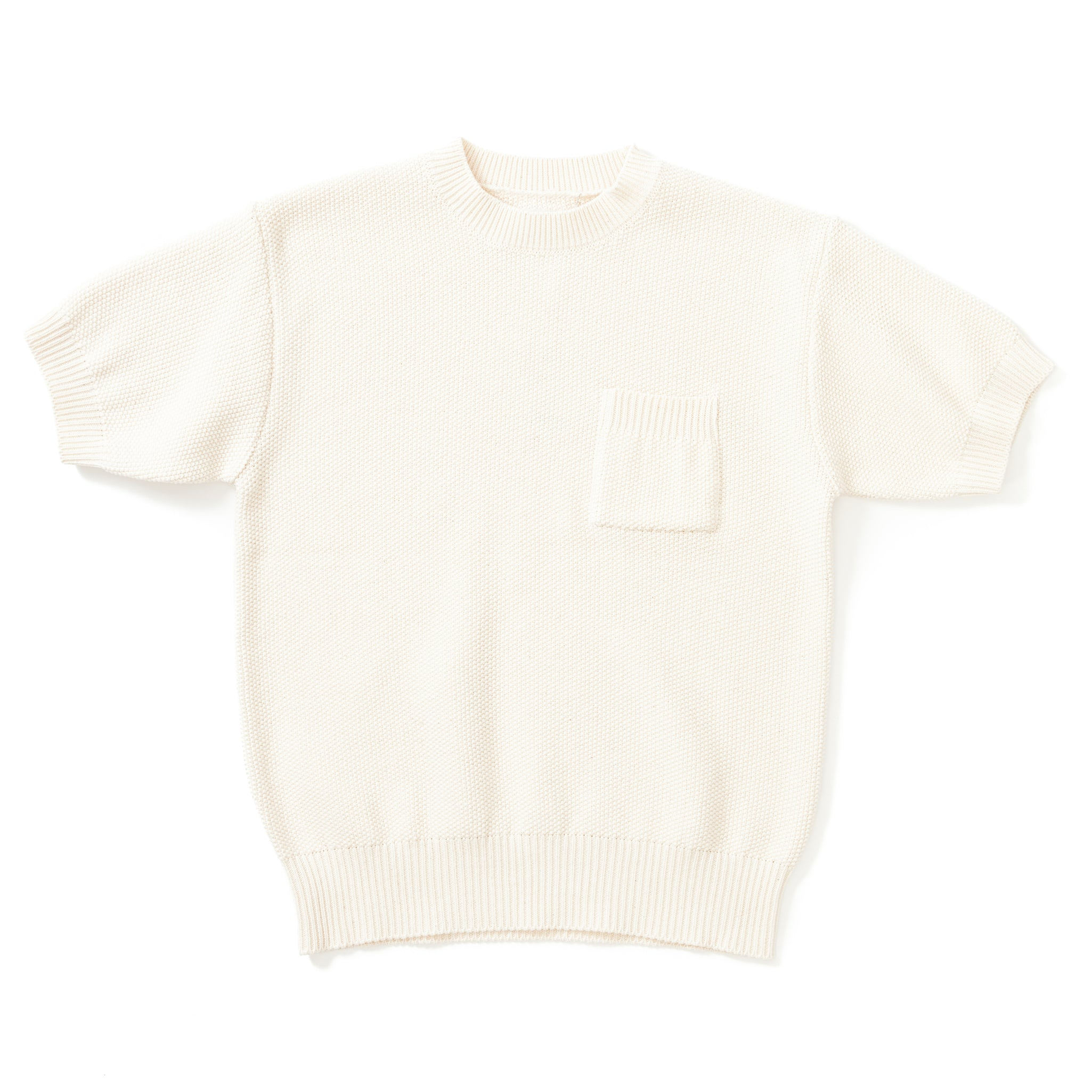 Cotton Summer Knit Shirt