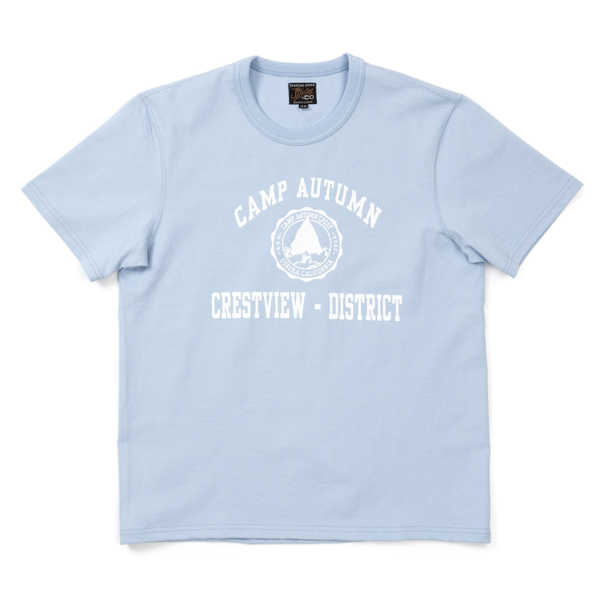 Joe McCoy Tee / Camp Autumn MC15024