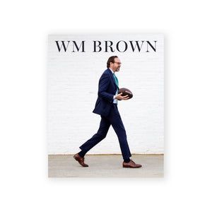 W M Brown Magazine Spring