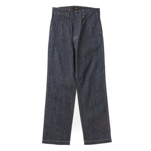 A Vontade Mil.Denim Trousers Indigo