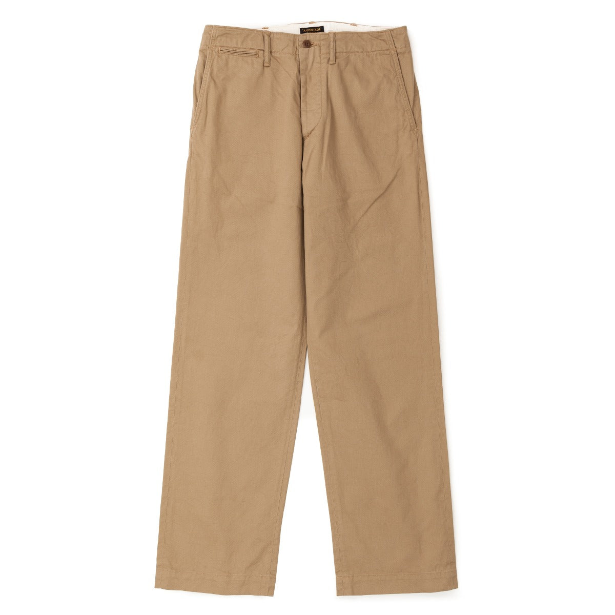 Type 45 Chino Trousers (Wide Fit)