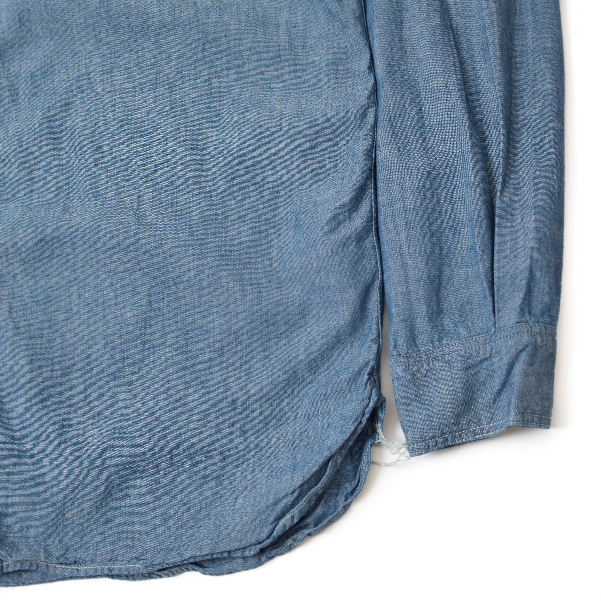 Orslow Chambray Work Shirt