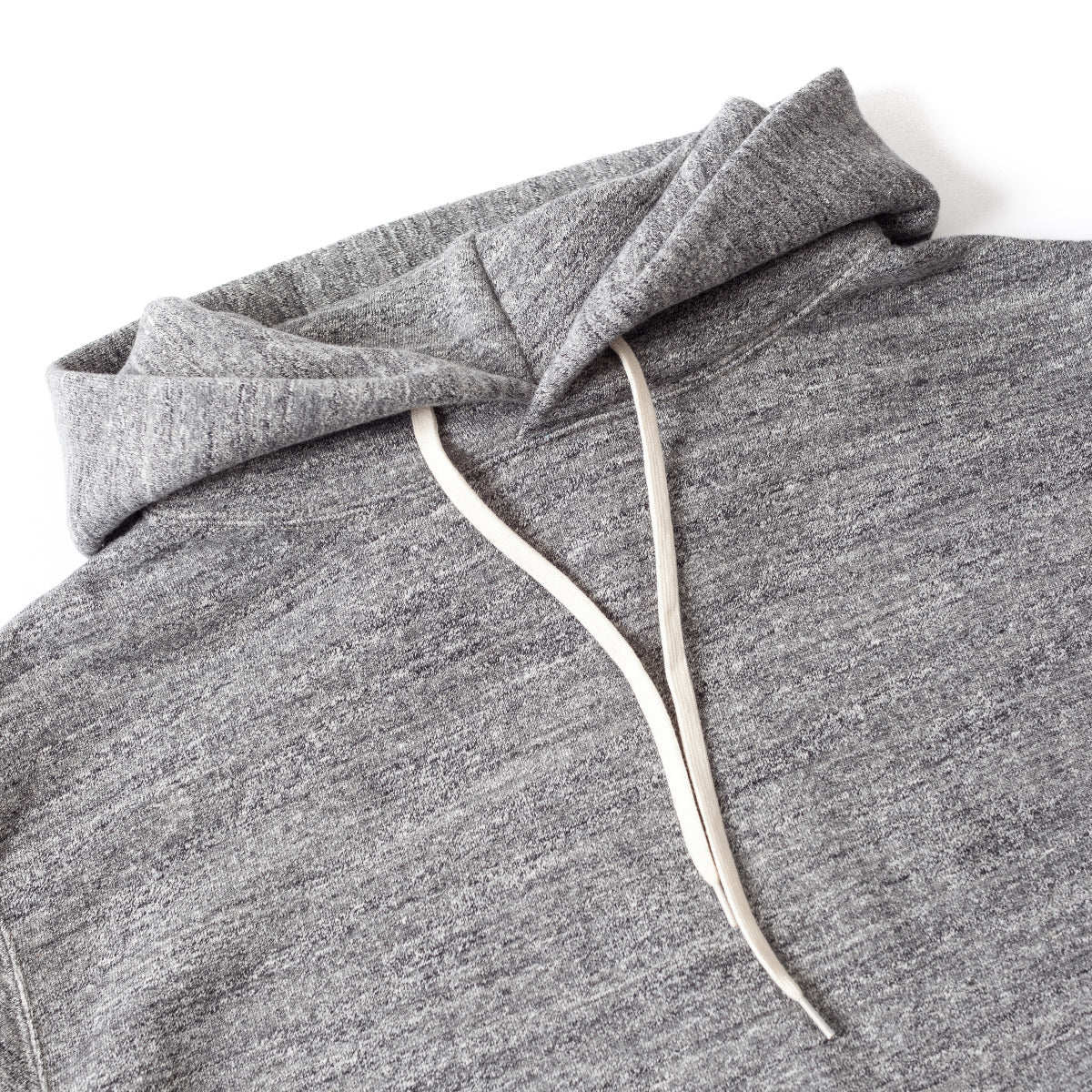 Orslow Hooded Pullover Charcoal