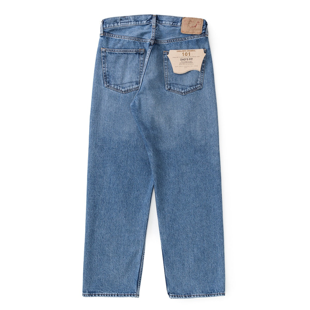 2 Year Wash Dad's Denim Pant