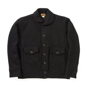 Wool Shawl Collar Jacket