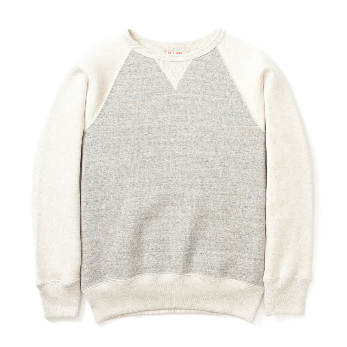 Two Tone Freedom Sleeve Sweatshirt