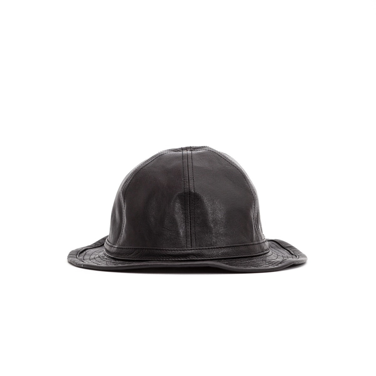 The Real McCoy's Joe McCoy Leather Hunting Hat