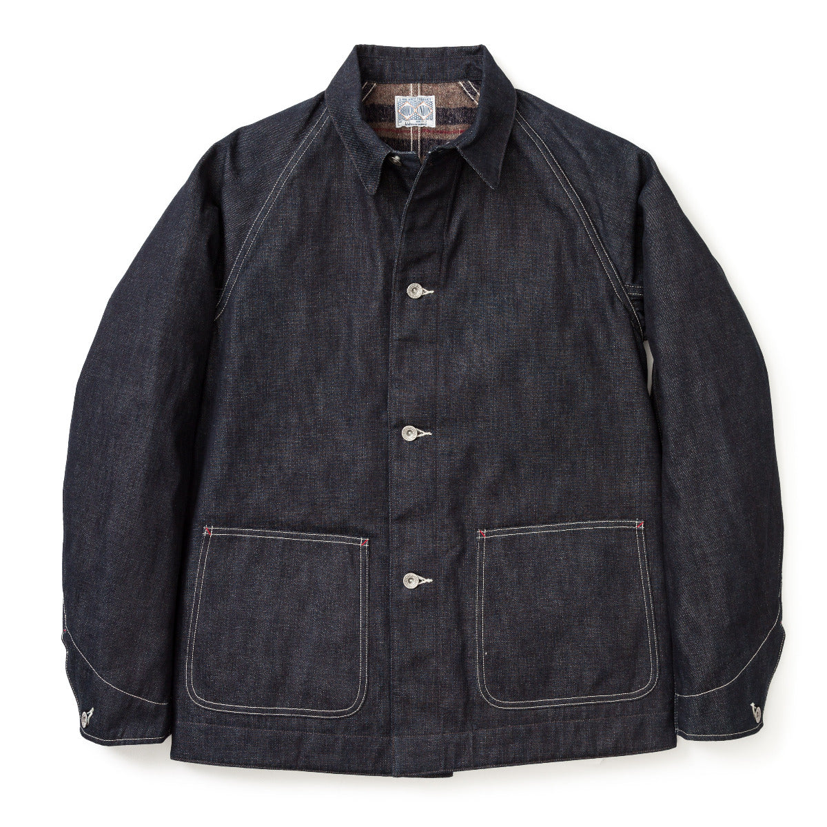 8HU Wool Lined Chore Coat