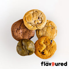 tres flavoured cookies world inspired cookie flavours