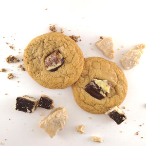 Original Canadian Flavour Cookie Nanaimo Bar And Maple Fudge Chunks