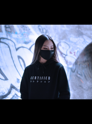 PLAIN MASK - CERTIFIED COLLECTION