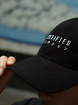 EMBROIDERED LOGO CAP - CERTIFIED COLLECTION
