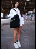 BLACK TOTE BAG - CERTIFIED COLLECTION
