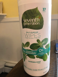 Seventh Generation Antibacterial Wipes