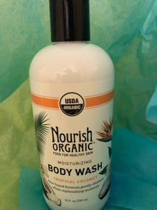 Nourish Organic Body Wash