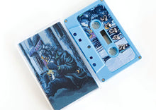 Load image into Gallery viewer, 18scales - Sometimes It Rains EP (sky blue cassette)