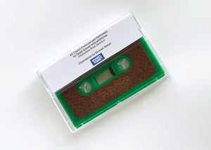 ralph quasar - What's In The Bag, Ralph? (kelly green cassette)