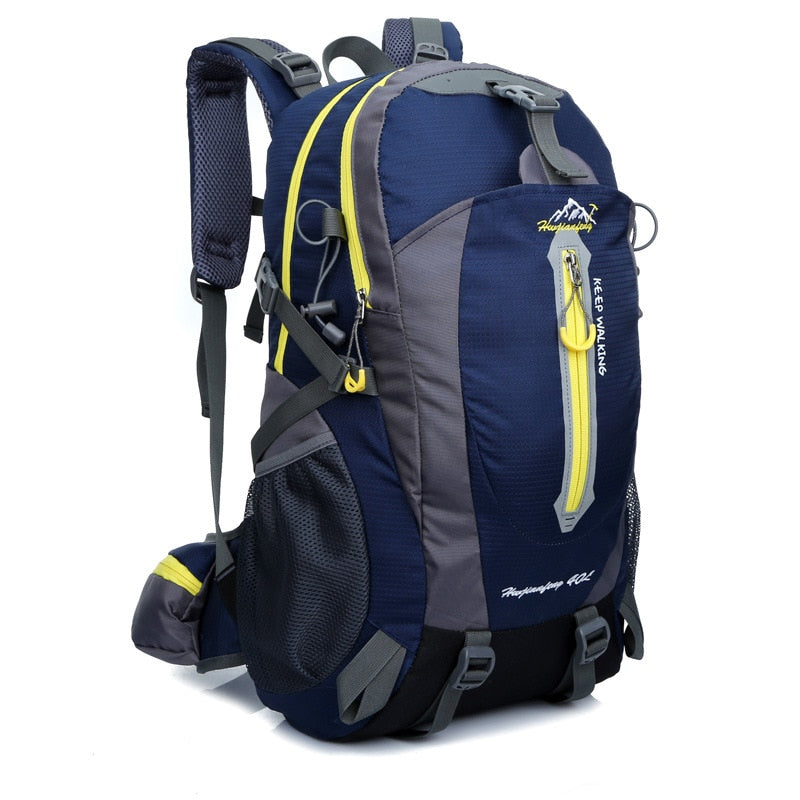 Men's Waterproof Climbing Backpack