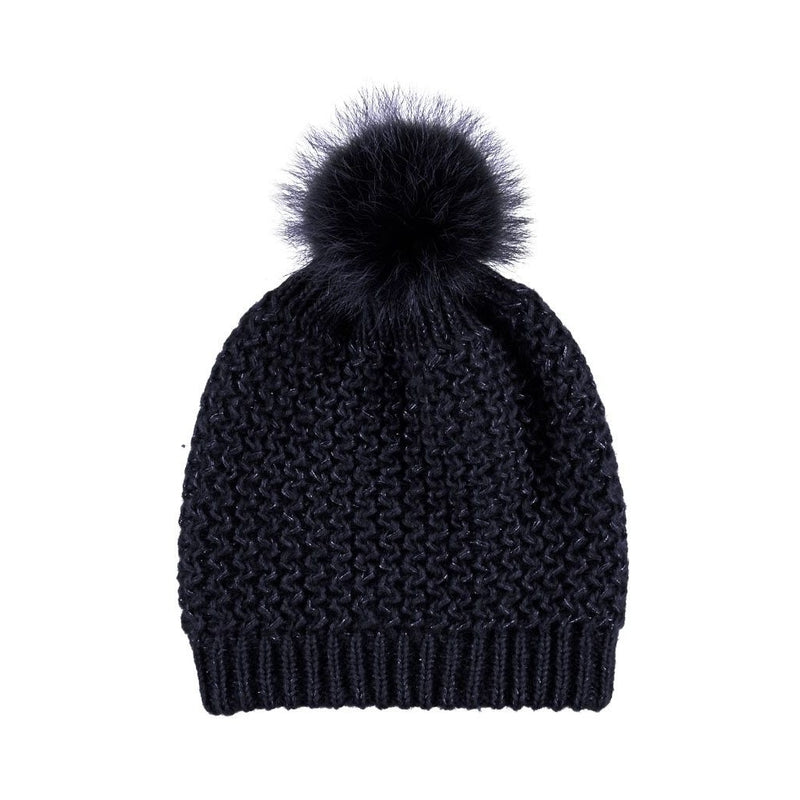 NC Fashion Beate Beanies Blå