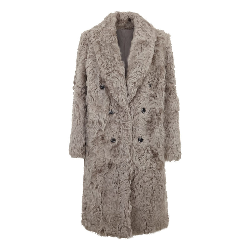 NC Fashion Flora Coats Taupe