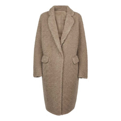 NC Fashion Gia Coats Taupe