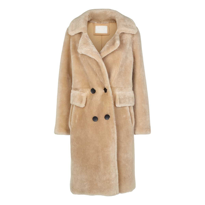 NC Fashion Ivy Coats Beige