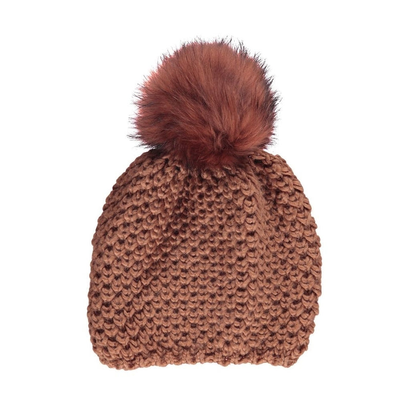 NC Fashion Kristine Beanies Rust