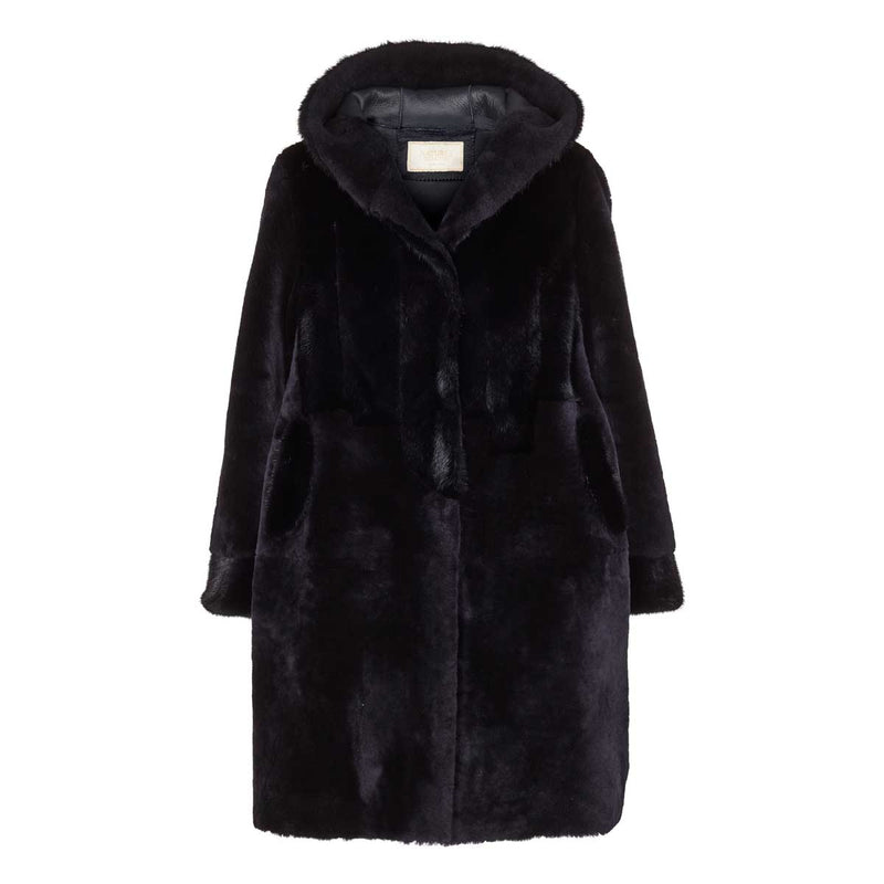 NC Fashion Paloma Coats Sort