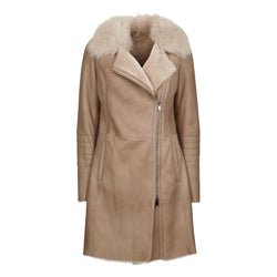 NC Fashion Primrose Coats Sand