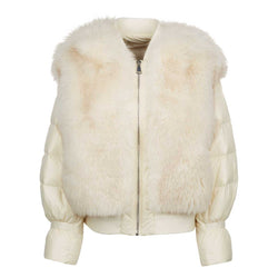 NC Fashion Svea Jackets Beige