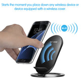 QC3.0 Fast Charging Qi Wireless Charger