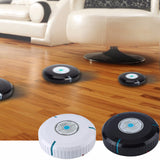 Home Auto Cleaner Robot Microfiber Smart Robotic Mop and Dust Cleaner