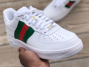 Custom Gucci Af1s - Kiaun's Customs