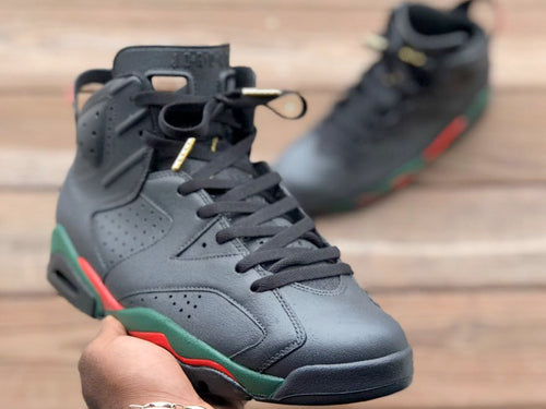 Custom retro Jordan Gucci 6s - Kiaun's Customs