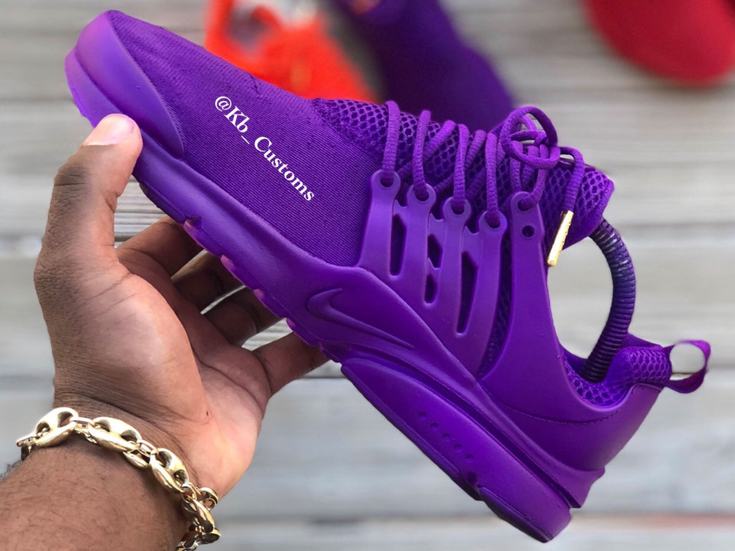 Custom Purple Prestos