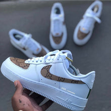 Custom Gucci Air Force 1