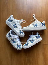 Custom Butterfly Air force 1s - Kiaun's Customs