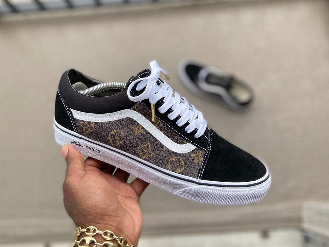 Custom LV Vans - Kiaun's Customs