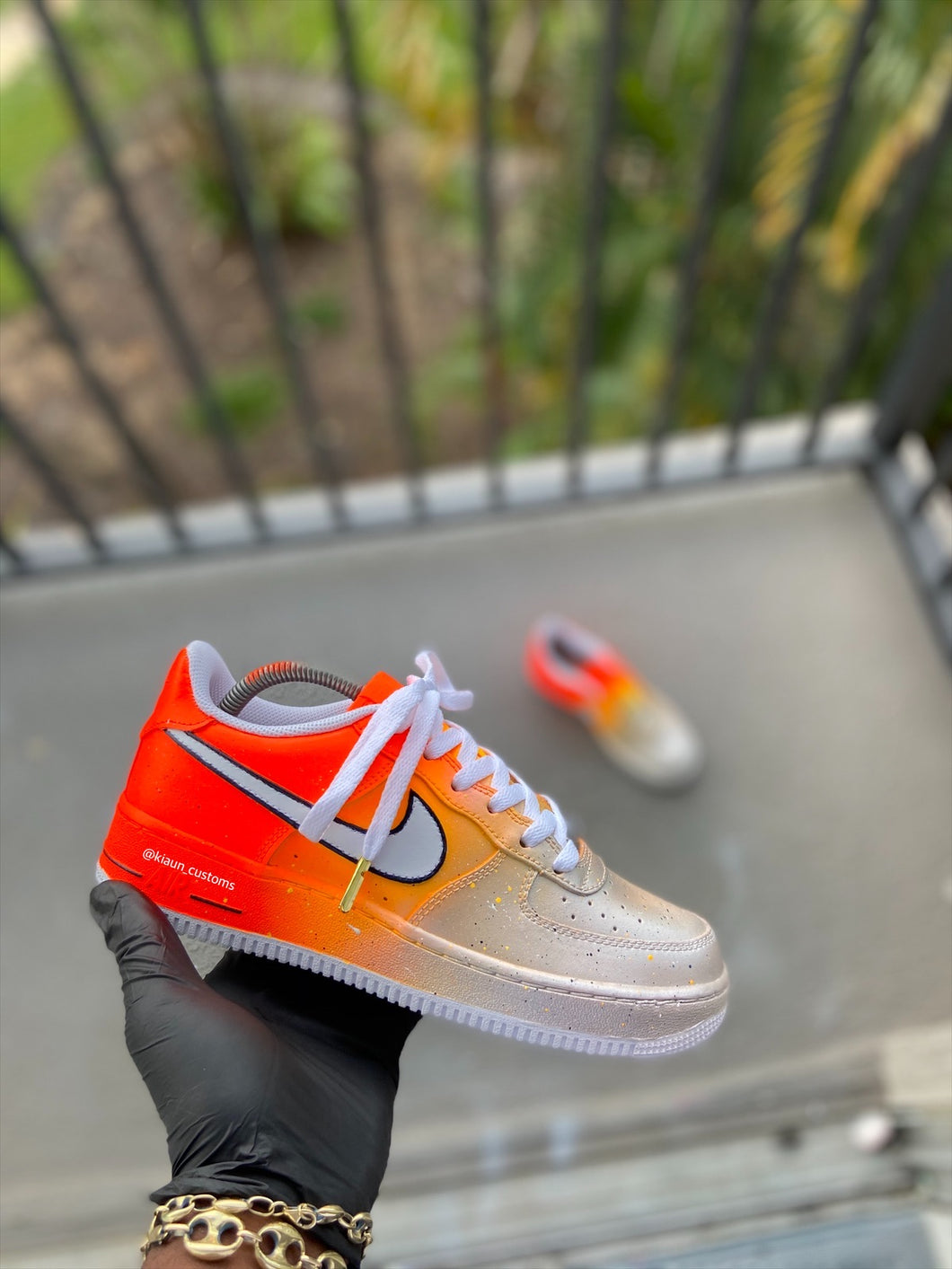 Sunset Air Force 1 - Kiaun's Customs