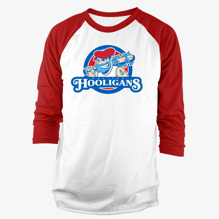 Halifax Hooligans Baseball Tee