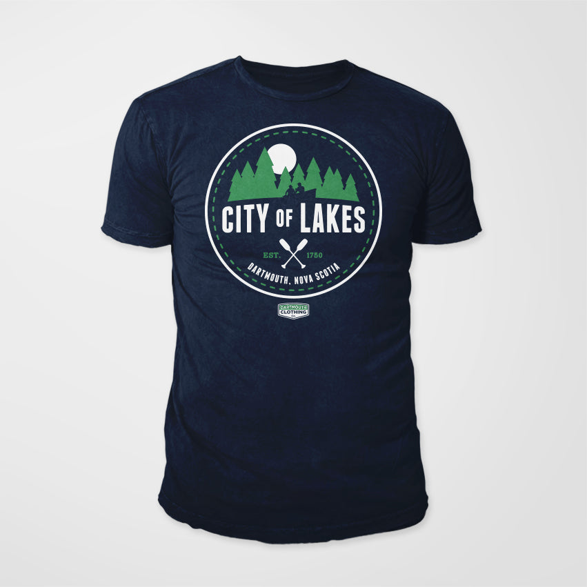 City of Lakes Tee