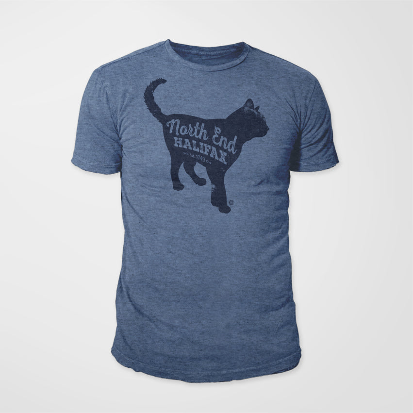 North End Cat Tee