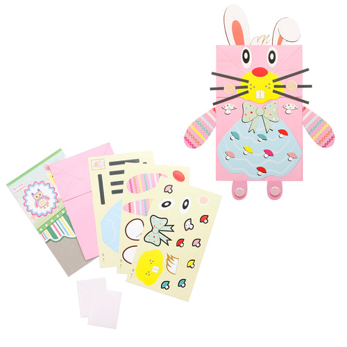 Bunny Paper Bag Kit - from 99c