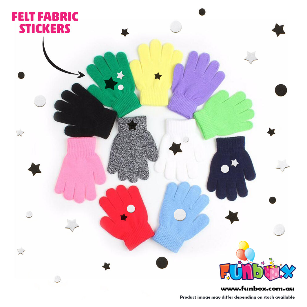 Decorate your own Gloves Kit - Perfect for Winter!