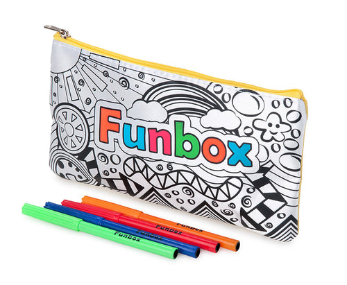 Funbox Pencil Case