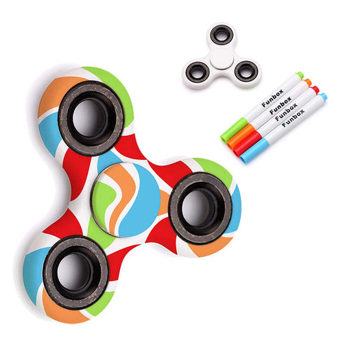 Colour In Fidget Spinner