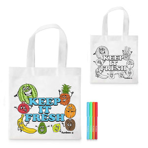 Keep It Fresh Tote Bag