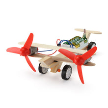 Load image into Gallery viewer, DIY Wooden Airplane Kit