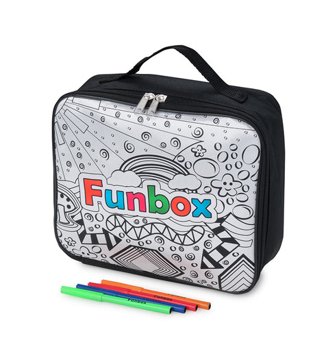 Colour Me In Funbox Lunch Box